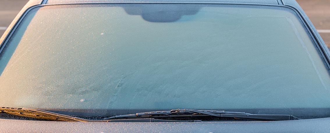 Frozen Windowscreen