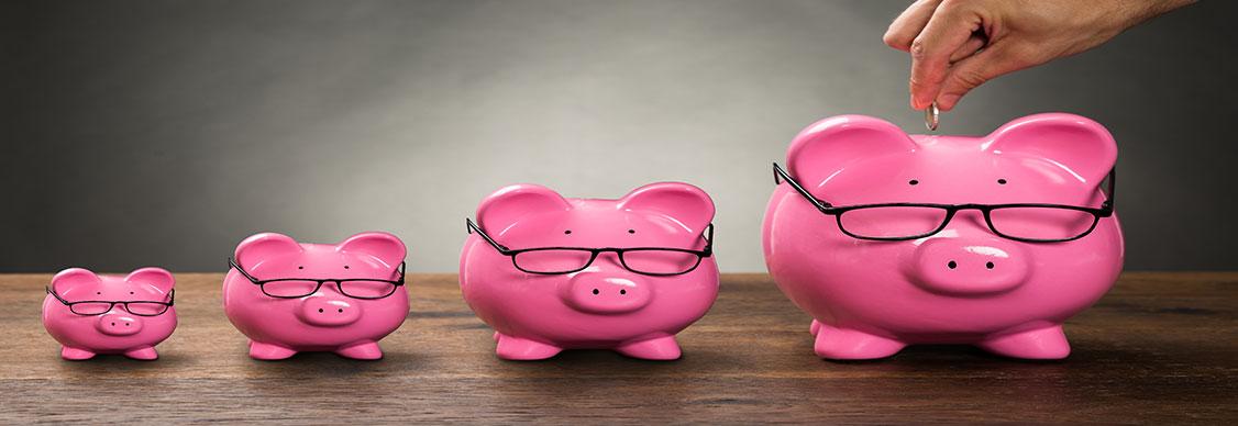 Saving Piggy Banks